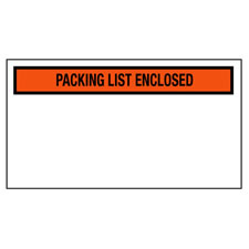 "LPS Pres-Quick ""Packing List Enclosed"" Envelope"