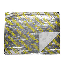 Pactiv Foil/Paper Insulated Sandwich Wrap