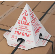 """No Stack"" Corrugated Cone"